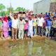 Villagers, Protest, Sewerage System, Haryana