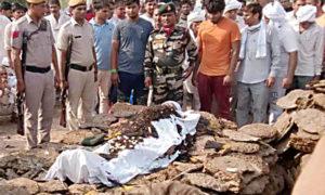 Virendra Singh, Assam Rifles, Died, Shillong, Haryana