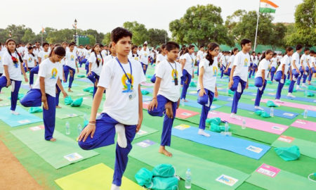 Yoga Day, Boon, Health, Indian, Heritage