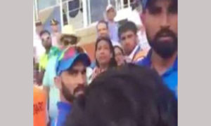 Mohammed Shami, Angry, Pakistan, Cricket, Match
