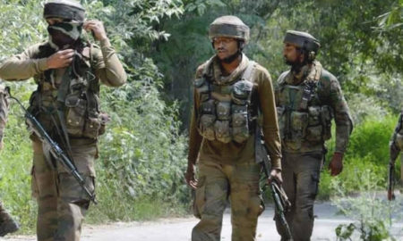 Terrorists, Arrested, Hizbul Mujahideen, North Kashmir, Indian Army