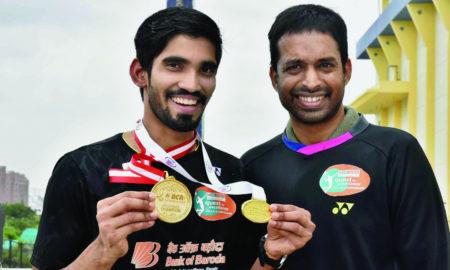 World Championship, Next Target, Srikanth Kidambi, Badminton