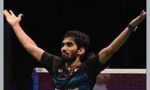 Srikanth Kidambi, Badminton, Ranking, India, Player