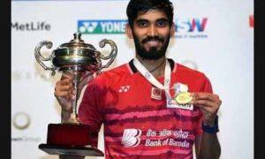 Srikanth Kidambi, Won, Australia Open Super Series, Badminton
