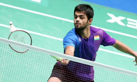 Sai Praneeth, Wins, Thailand Grand Prix, Gold Title, Badminton