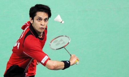 Parupalli Kashyap, Main Draw, Badminton, Australian Open