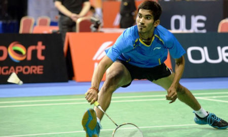 Srikanth Kidambi, Chen Long, Title, Badminton