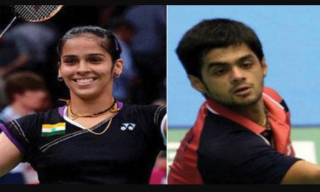 Saina Nehwal, B Sai Praneeth, Enter, Semifinals, Badminton