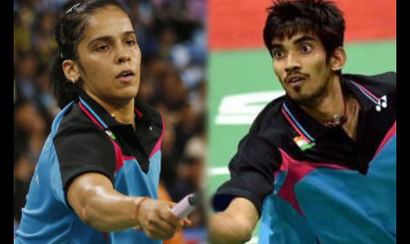 Saina Nehwal, Win, Srikanth Kidambi, Badminton, India