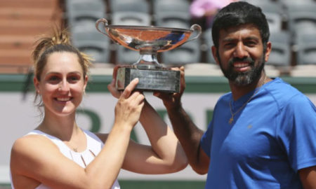 Rohan Bopanna, Wins, Grand Slam Title, French Open Tennis Tournament