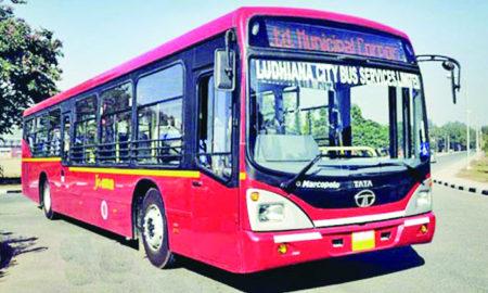 Municipal Corporation, City Bus, Case, Punjab