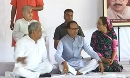 Kisan Andolan, Congress, Violence, Farmers, CM, Shivraj Singh, MP