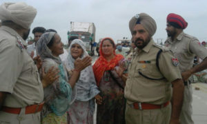 National Highway, Jam, Demand, Arrest, Accused, Police, Punjab