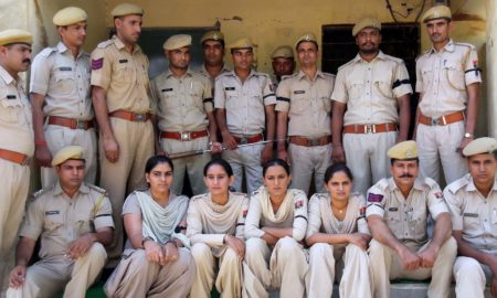 Prison Personnel, Leave, Duty, Jail, Rajasthan