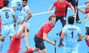 FIH Hockey World League, SemiFinals, India. Lost, Canada