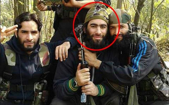 Army, Success, Commander Junaid Mattoo, Killed, Terror, Police