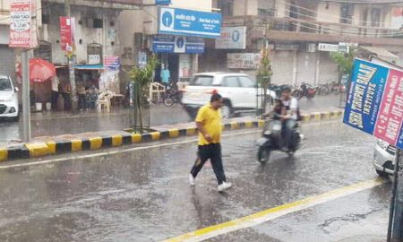 Pre Monsoon, Knock, Weather Department, Heavy Rain, Haryana