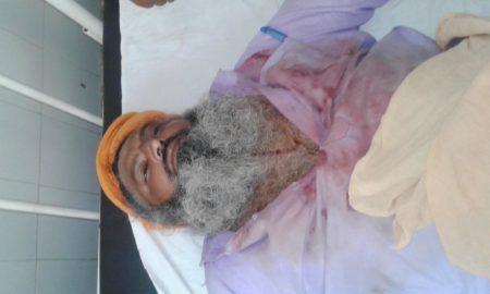 Father Son, Killed, Ground Dispute, Injured, Punjab