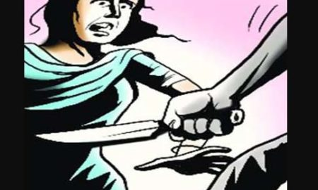 Murder, Quarrel, Woman, Injured, Police, Haryana