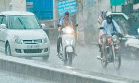 Rain, Wind, Water logging, relief, Haryana