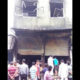 Fire, Showroom, Millions, Police, Haryana