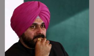 Navjot Singh Sidhu, Cabinet Minister, Behaviour, Angry, Punjab