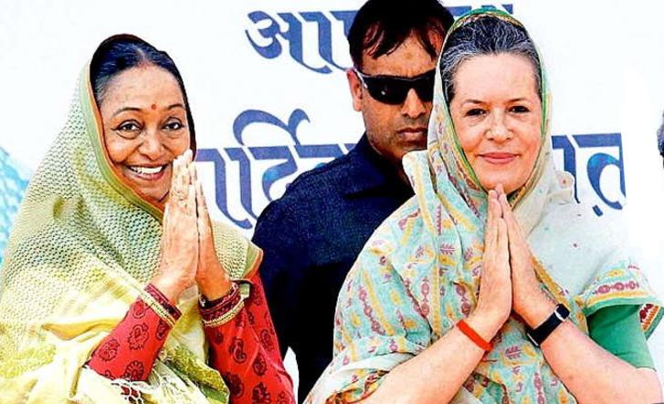 Meera Kumar, Ramnath Kovind, President Election, Congress, BJP, NDA