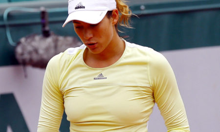Garbiñe Muguruza, Fourth Round, French Open, Tennis