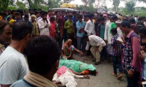 Accident, Cruiser, Auto, Death, Injured, Dead Body, Rajasthan