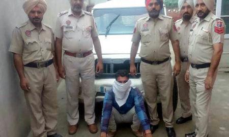 Driver, Arrested, Liquor, Police, Case, Punjab