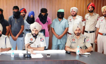 Accused, Arrest, Drugs, Police, Punjab