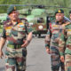 Visit LOC, Army chief, Bipin Rawat, Indian Army, Soldier