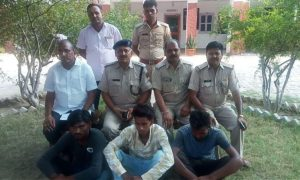Arrested, Theft, Accused, Police, Remand, Rajasthan