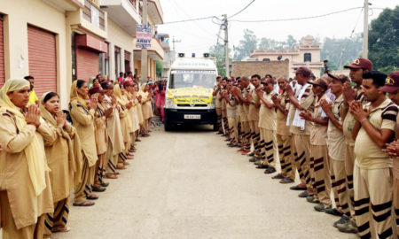Bala Insan, Body Donate, Welfare Work, Dera Sacha Sauda, Gurmeet Ram Rahim