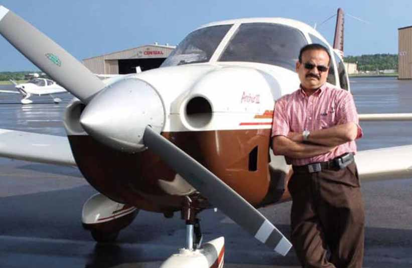 Indian, American Doctor, Died, Plane Crash, National Transport