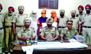 Double Murder Case, Accused, Arrested, Police, Punjab