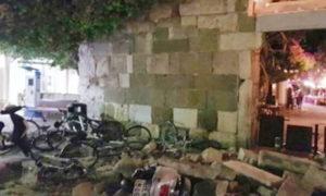 Earthquake, Greece Turkey, Border Area, Died, Injured