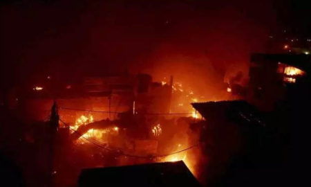 Fire, Dilshad Garden, Died, Scorching, Short Circuit, Police