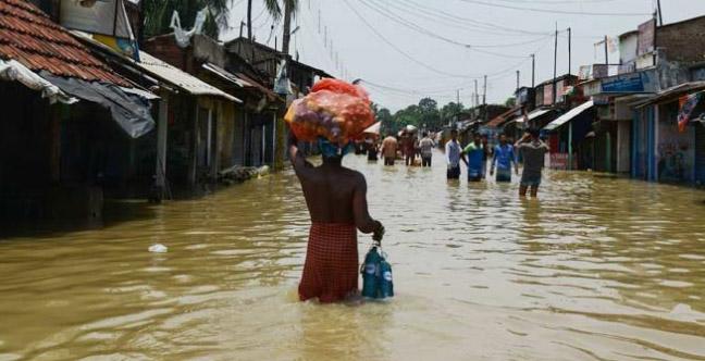 Floods, Rescue Operation, CM, Heavy Rain
