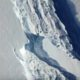 Large Part, Glacier, Antarctica, Break, Sea, Scientist