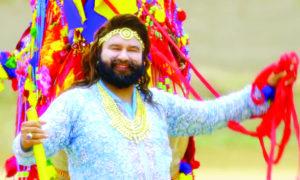 Varsha Hai Aayi, Gurmeet Ram Rahim, MSG The Lion Heart
