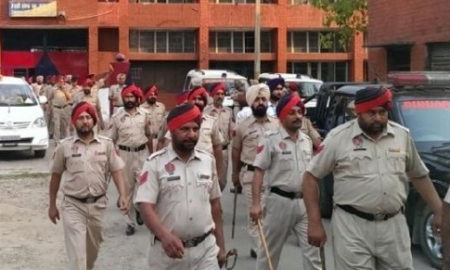 Jail Officials, Drug, Jail, Punjab