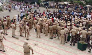 Shot Dead, Men, Bike Riders, Highway Jam, Police, Punjab