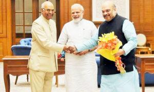 Ramnath Kovind, Country, Convinced, Narendra Modi