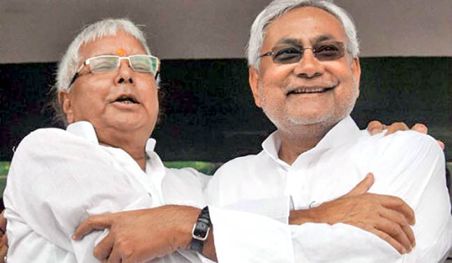 Hindi Article, Coalition Govt, CM, Nitish Kumar, Bihar