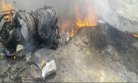 Mig-23, Aircraft, Crash, Air Force, Pilot, Rajasthan