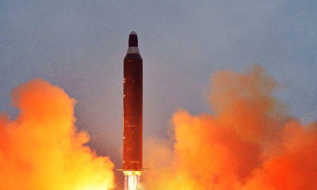 North Korea, ICBM, Missile Test, America