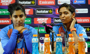 Mithali Raj, Lost, Title, Critical Moments, Nervousness, Cricket