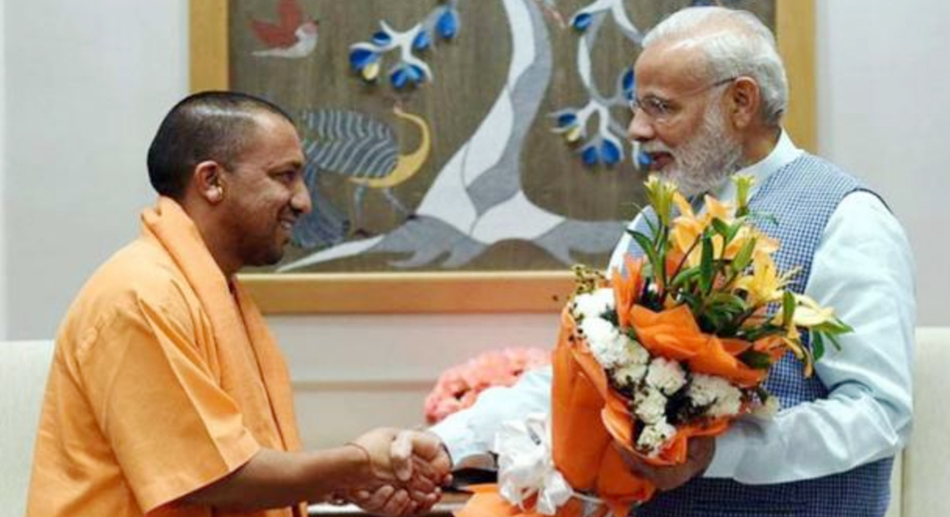 Welcome, PM, Flower, Bouquet, Narendra Modi, Order, Home Ministry