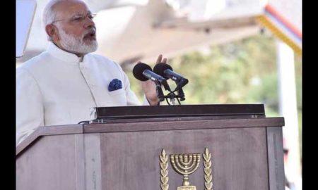 India, Build, Strong Security, Partnership, Narendra Modi, Israel